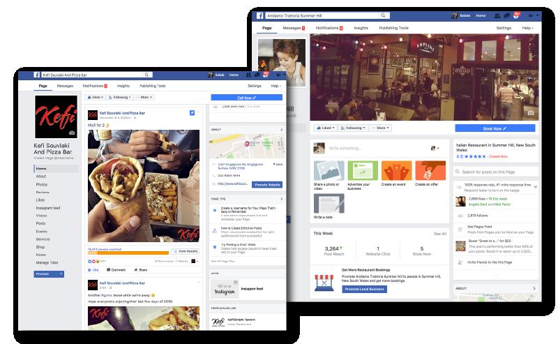Facebook Packages 1 -1